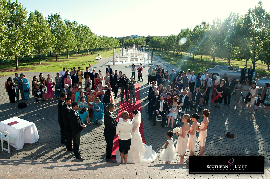 Homebush Bicentennial Park Waterview Wedding Photographer