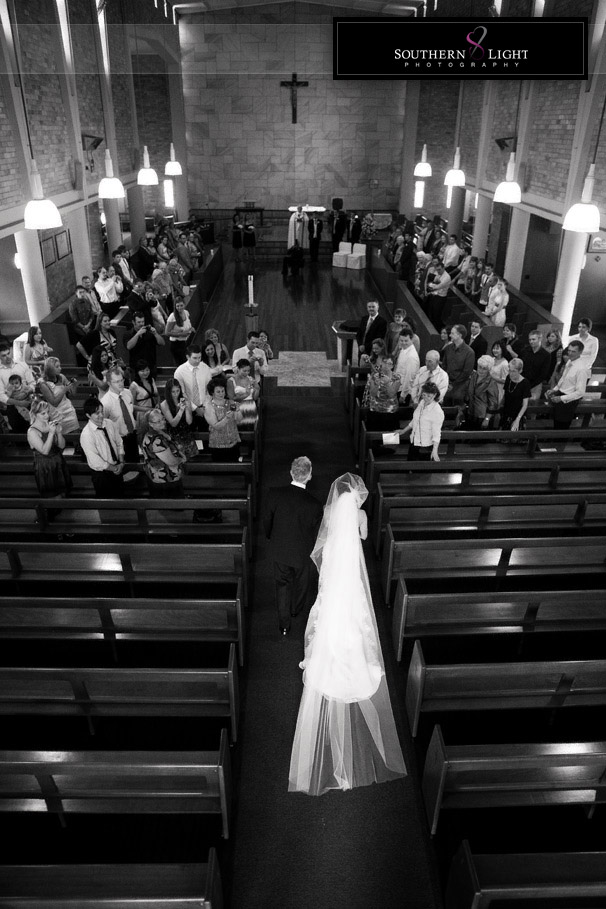 Santa Sabina Chapel Taronga Function Centre Wedding Photographer