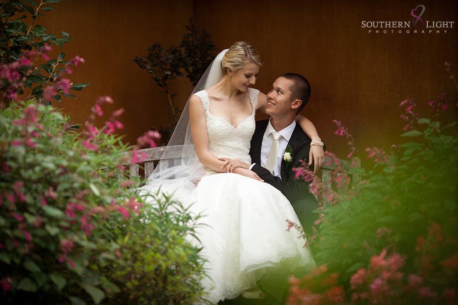 Sydney Wedding Photography Eden Gardens Jean And John