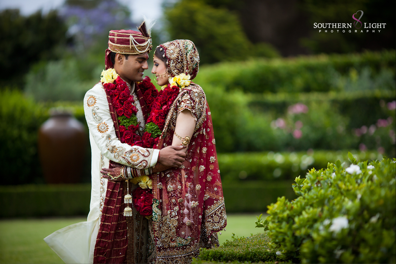 indian wedding photography miramare gardens shikha and