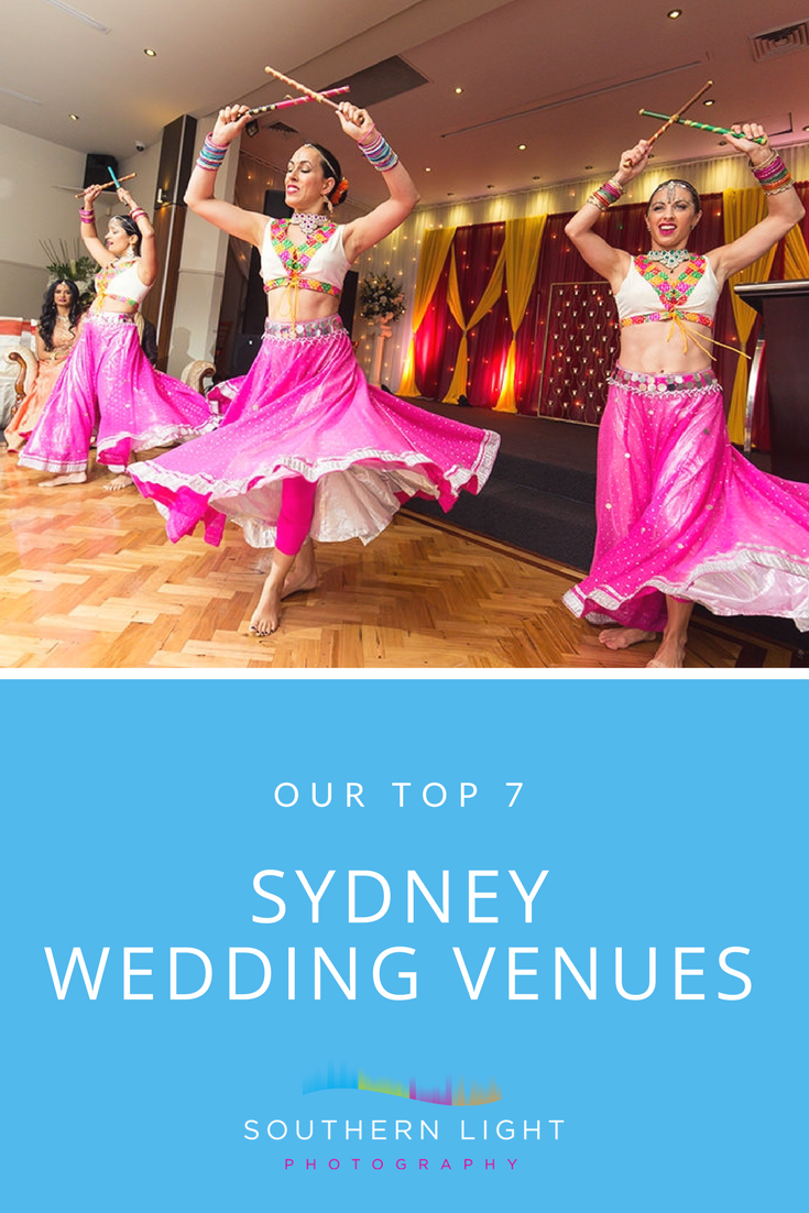 Our Top 7 Favourite Wedding Venues in Sydney