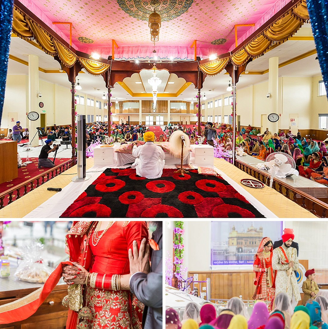 Sikh Wedding: Parklea Gurudwara