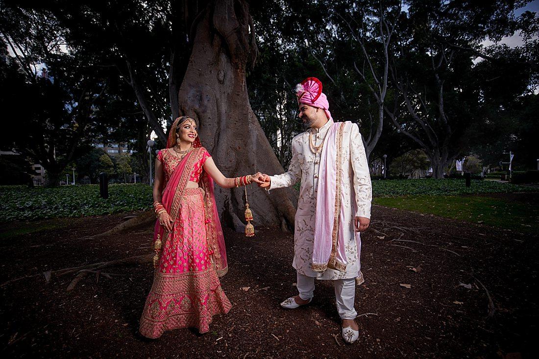 Hindu Wedding – Hyatt Regency – Bianca and Prince