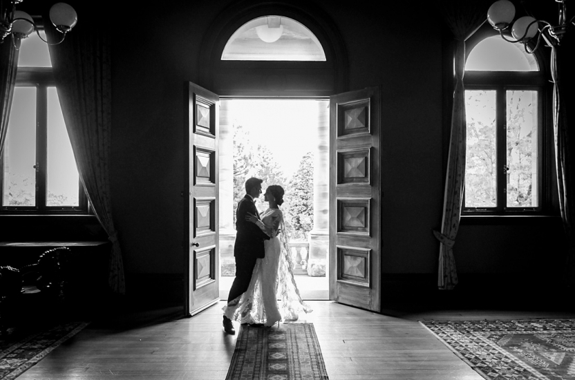 Sydney Wedding Photography – St Ignatius College, Curzon Hall – Abi and Mark