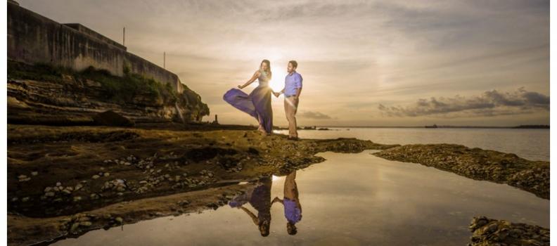 Indian Wedding Photography – Brisbane, Miramare Gardens – Sakshi and Nitin