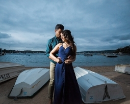 Indian Wedding Photography – The Rocks, Watsons Bay – Anchal and Arnav