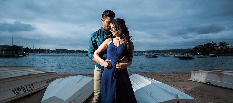 Indian Wedding Photography – The Rocks, Watsons Bay – Anchal and Arnav