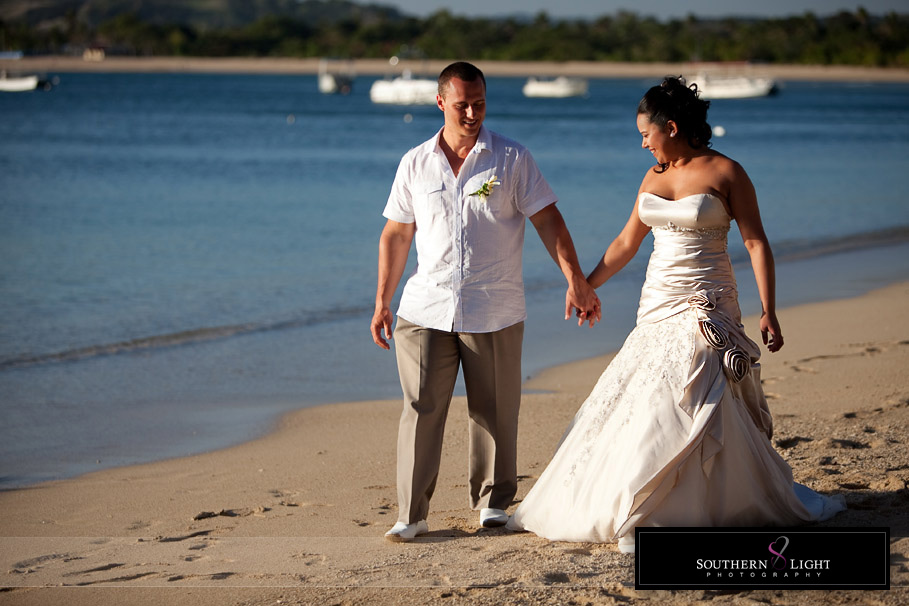 Shangri La Fiji Wedding Photographer