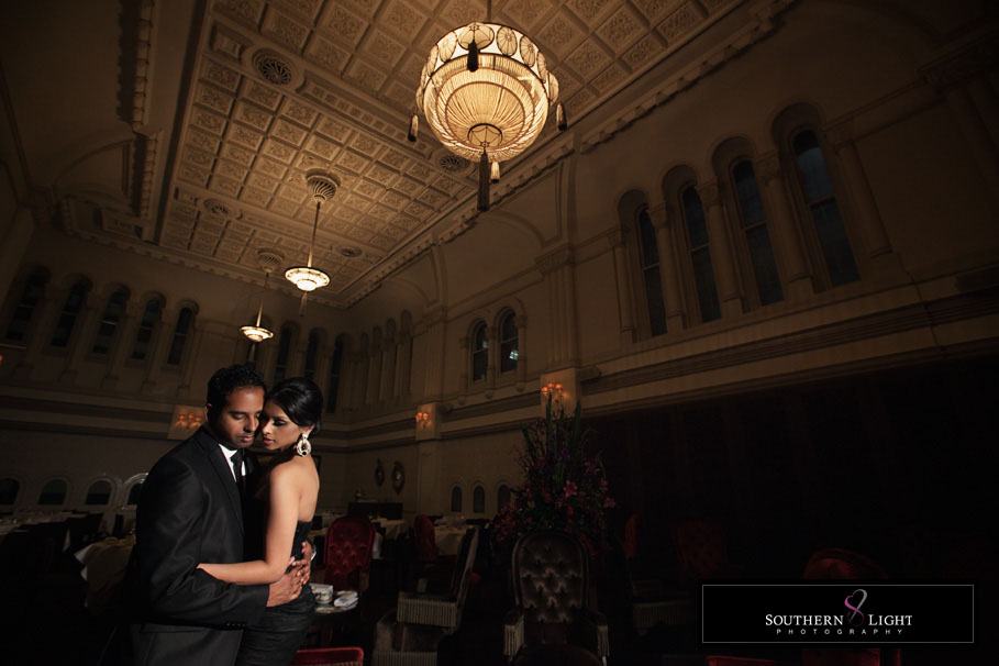 QVB Queen Victoria Building Wedding Photographer