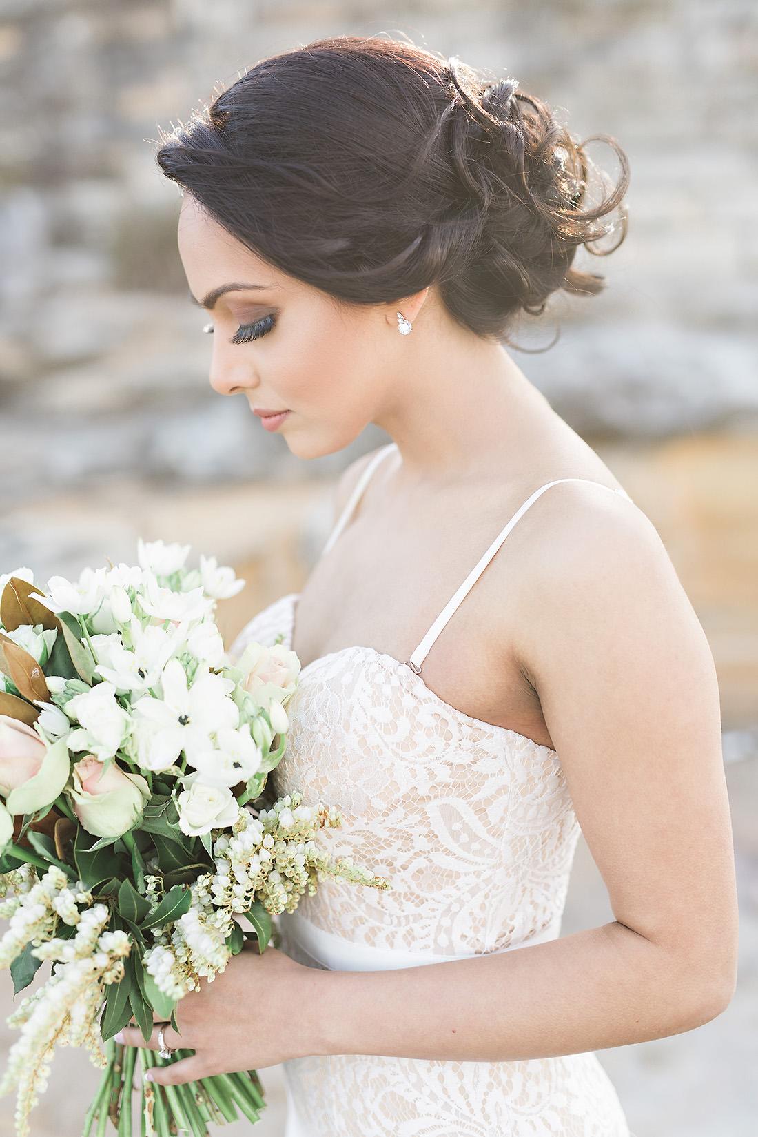 La Perouse Sunset Wedding Photo
