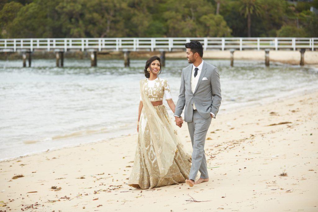 Taronga Centre Wedding Photo