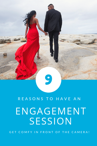 9 reasons to have an engagement session