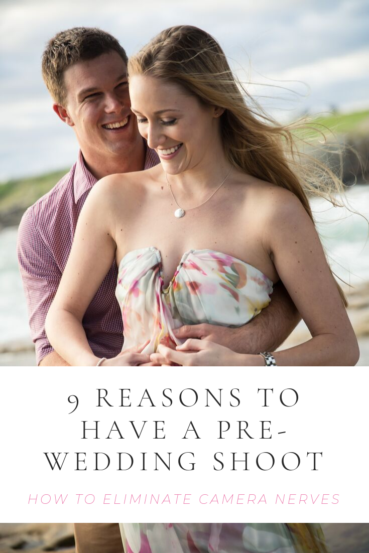 9 reasons to have a pre-wedding shoot