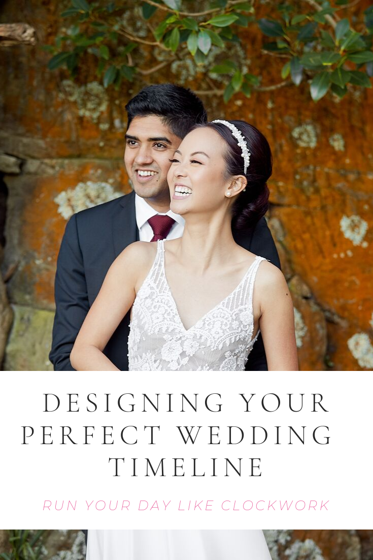 Design your perfect wedding photography timeline