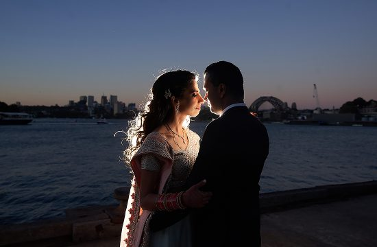 Doltone House Jones Bay Wharf wedding photo